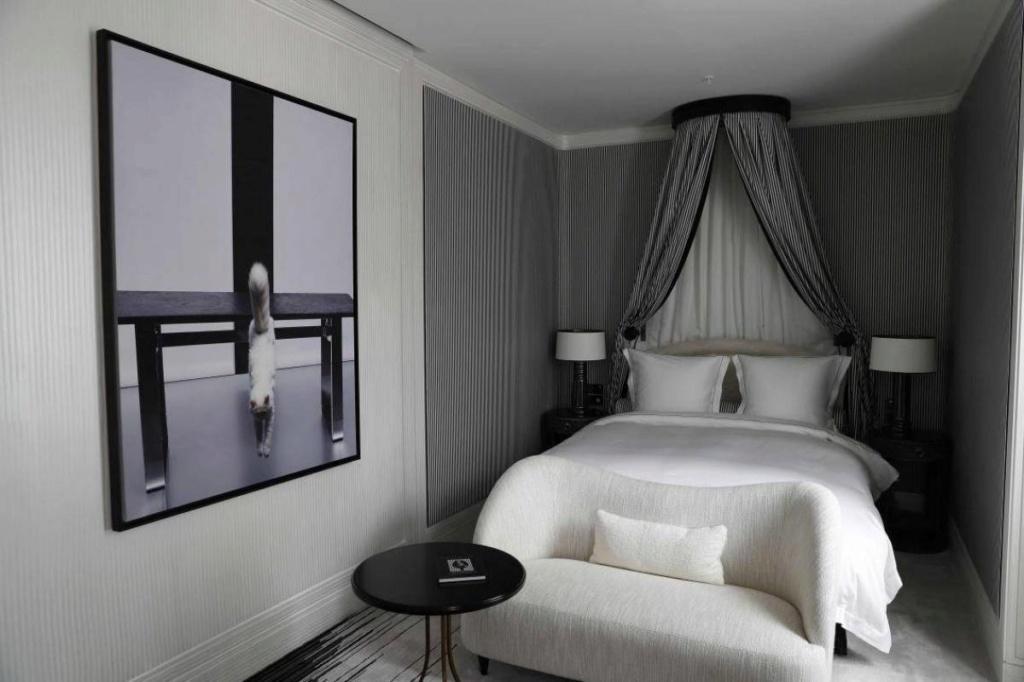 L'hôtel de Crillon et son Salon Marie-Antoinette 14501110