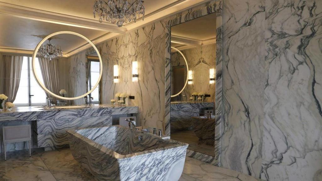 L'hôtel de Crillon et son Salon Marie-Antoinette 14501310