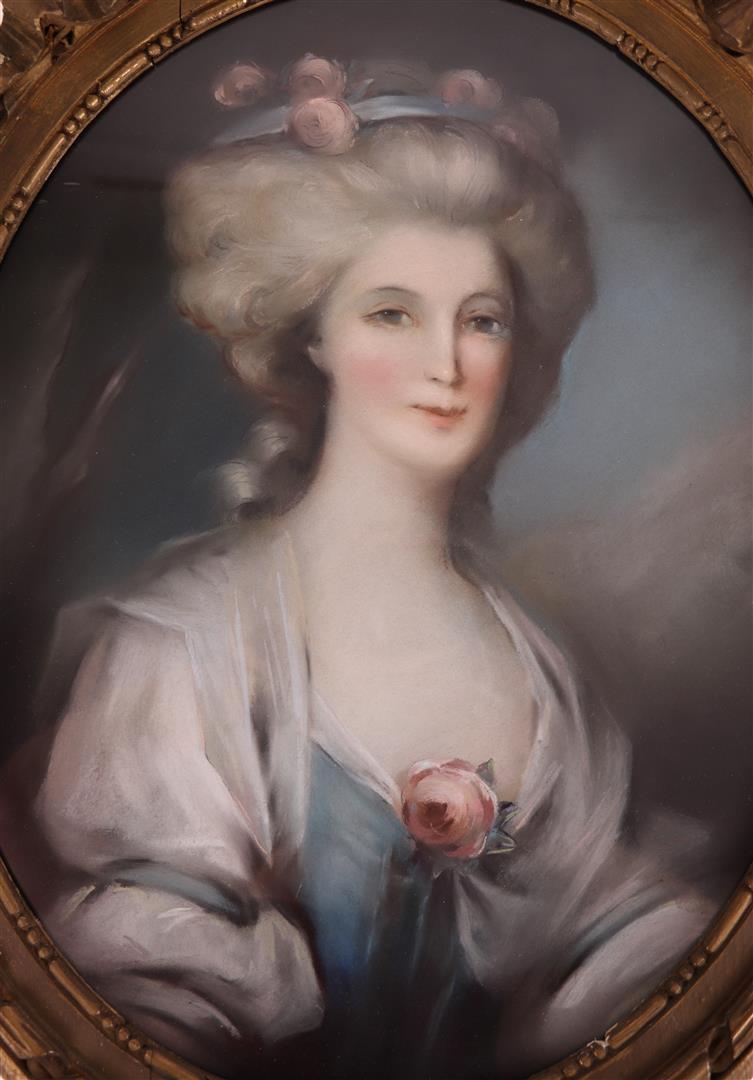 A vendre: portraits de Marie Antoinette? - Page 2 15372811