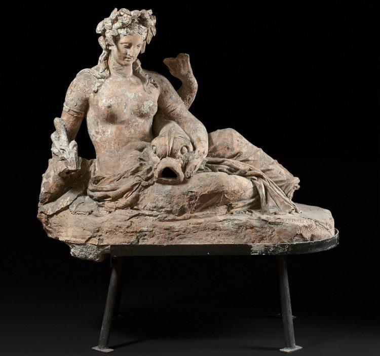 Paris mon amour : une collection de vestiges du patrimoine parisien mise aux enchères 17511610