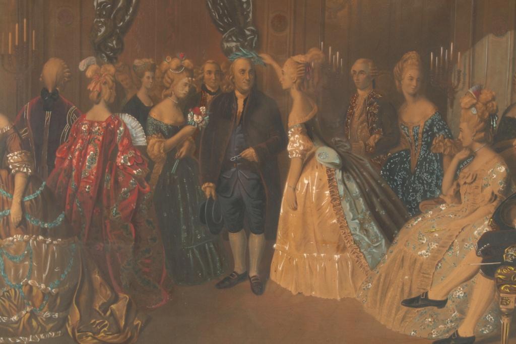 A vendre: tableaux Marie-Antoinette, Versailles et XVIIIe siècle - Page 3 217_310