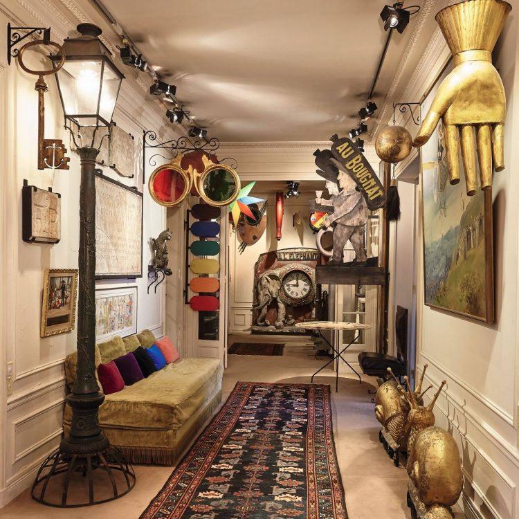 Paris mon amour : une collection de vestiges du patrimoine parisien mise aux enchères 51429110