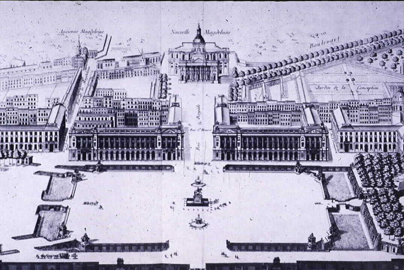 L'hôtel de Crillon et son Salon Marie-Antoinette 800px-12