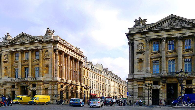 L'hôtel de Crillon et son Salon Marie-Antoinette 800px-13