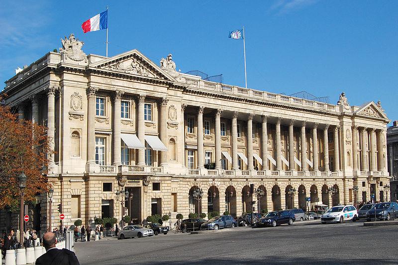 L'hôtel de Crillon et son Salon Marie-Antoinette 800px-14