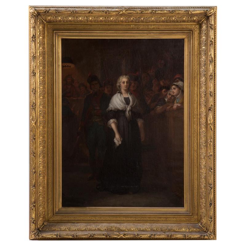 Marie-Antoinette par Delaroche 983_110