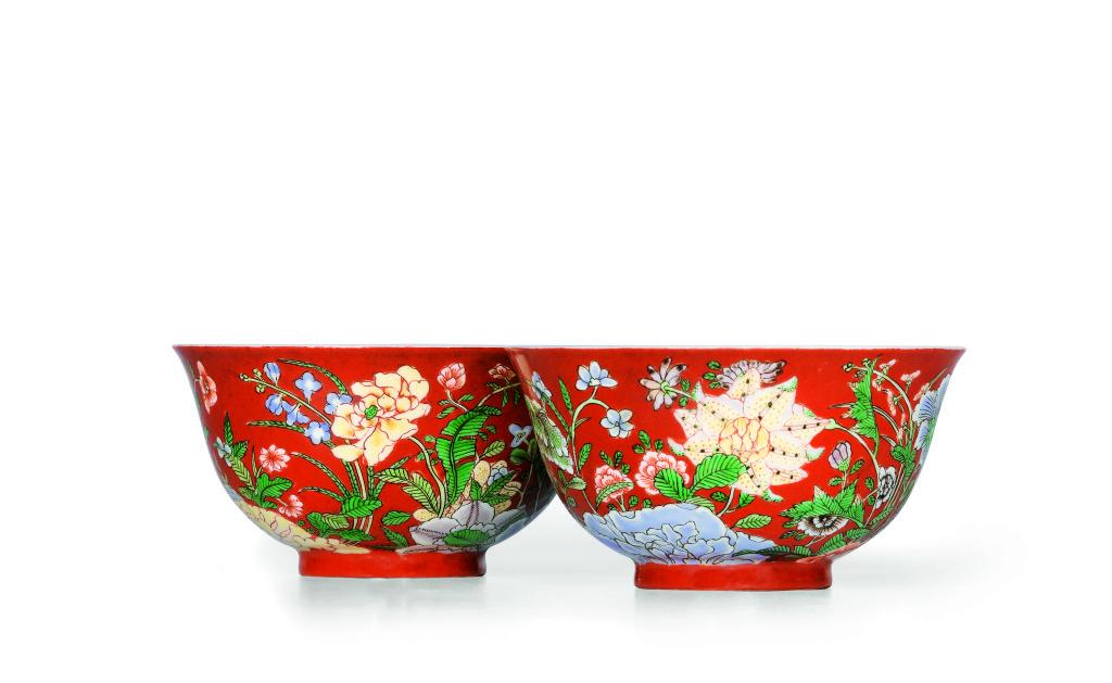 Chinoiseries et autres japonaiseries dans le marché de l'art Bols-i10