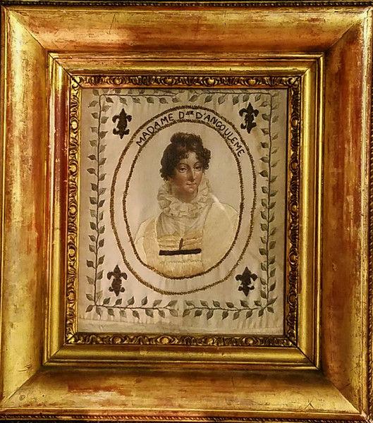 Etonnant portrait de la Duchesse d'Angoulême French11