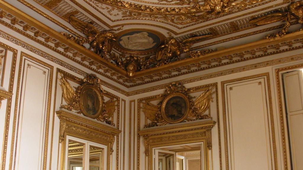 L'hôtel de Crillon et son Salon Marie-Antoinette Hotel-11