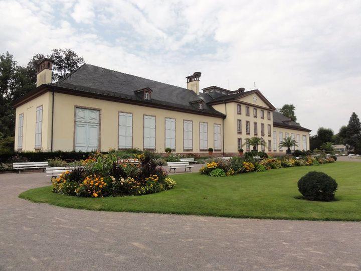 Le pavillon Joséphine à Strasbourg Joseph10