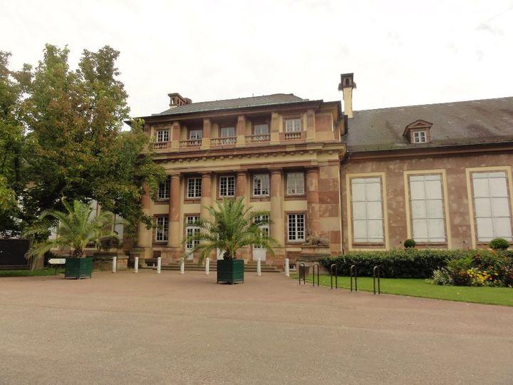 Le pavillon Joséphine à Strasbourg Joseph11