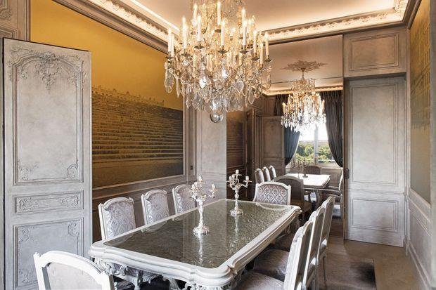 L'hôtel de Crillon et son Salon Marie-Antoinette Karl1_10
