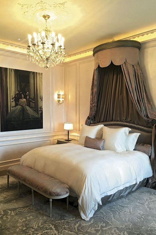 L'hôtel de Crillon et son Salon Marie-Antoinette Karl4_10