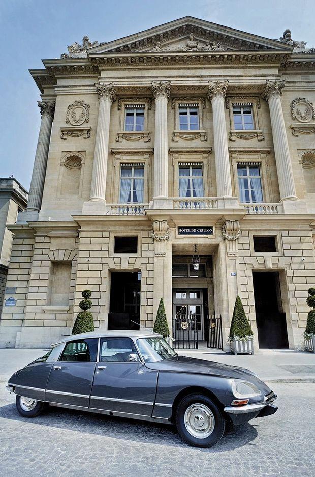 L'hôtel de Crillon et son Salon Marie-Antoinette Karl5_10