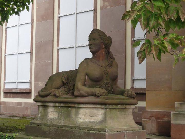 Le pavillon Joséphine à Strasbourg Madame11