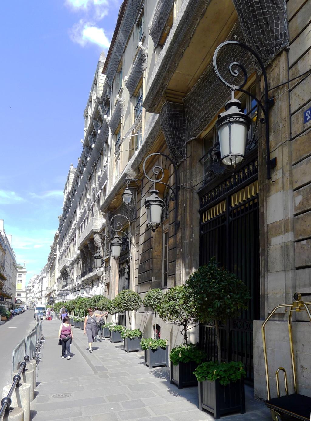 L'hôtel de Crillon et son Salon Marie-Antoinette P1040310