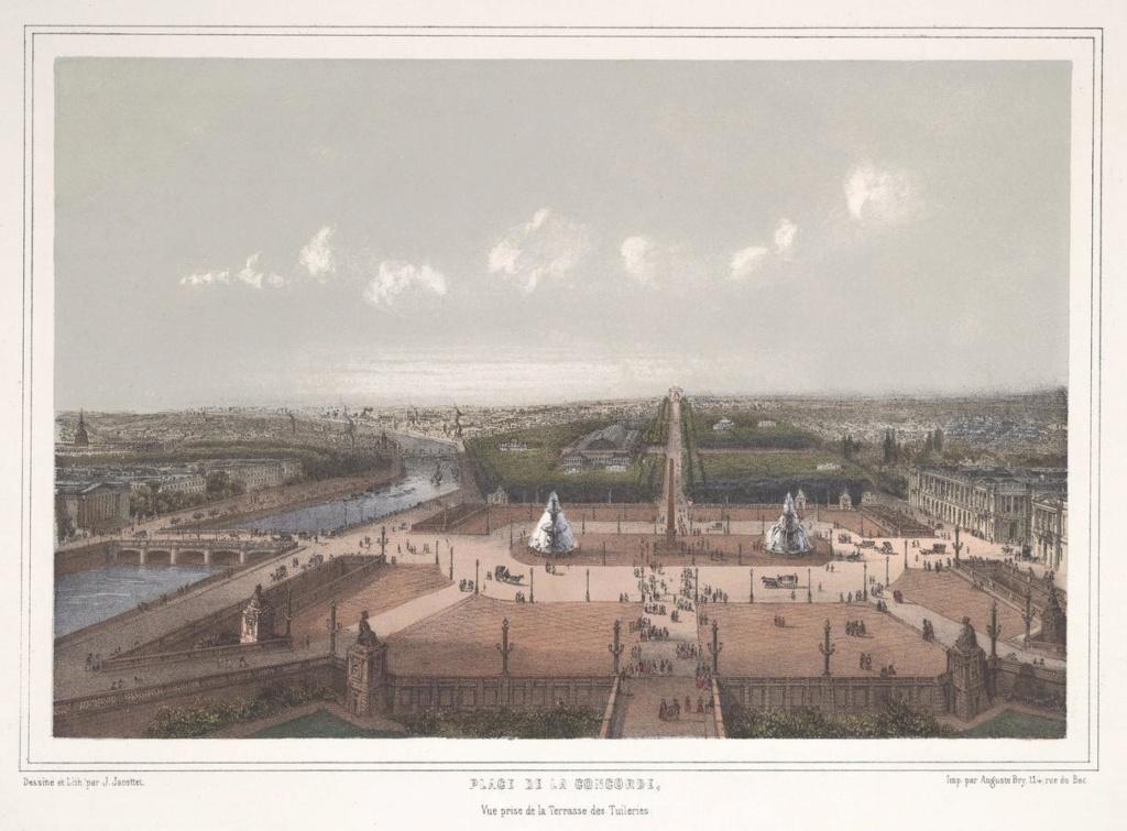 Place de la concorde, Place Louis XV... et Louis XVI? - Page 3 Pariss10