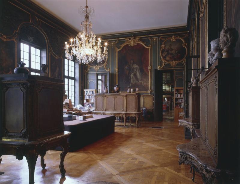 Restauration du Salon Louis XV Salon_10