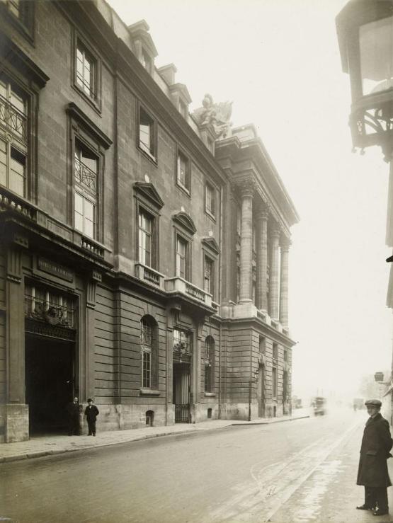 L'hôtel de Crillon et son Salon Marie-Antoinette Zducz10