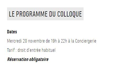 """Colloque international """"Les métamorphoses de Marie-Antoinette"""" Zzzz18"""