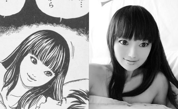 幾天前看到專門COS伊藤润二漫畫角色出名的Mamakiteru更新了 38770610