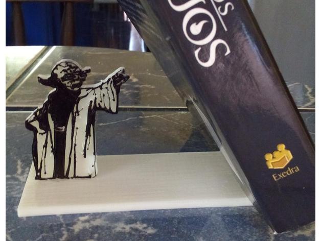 用3D 打印做出使用原力支撐書本的架子  E12f6e10