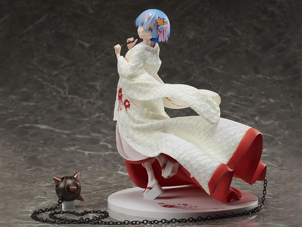 鬼化雷姆的新娘服模型推出! Fnx13810