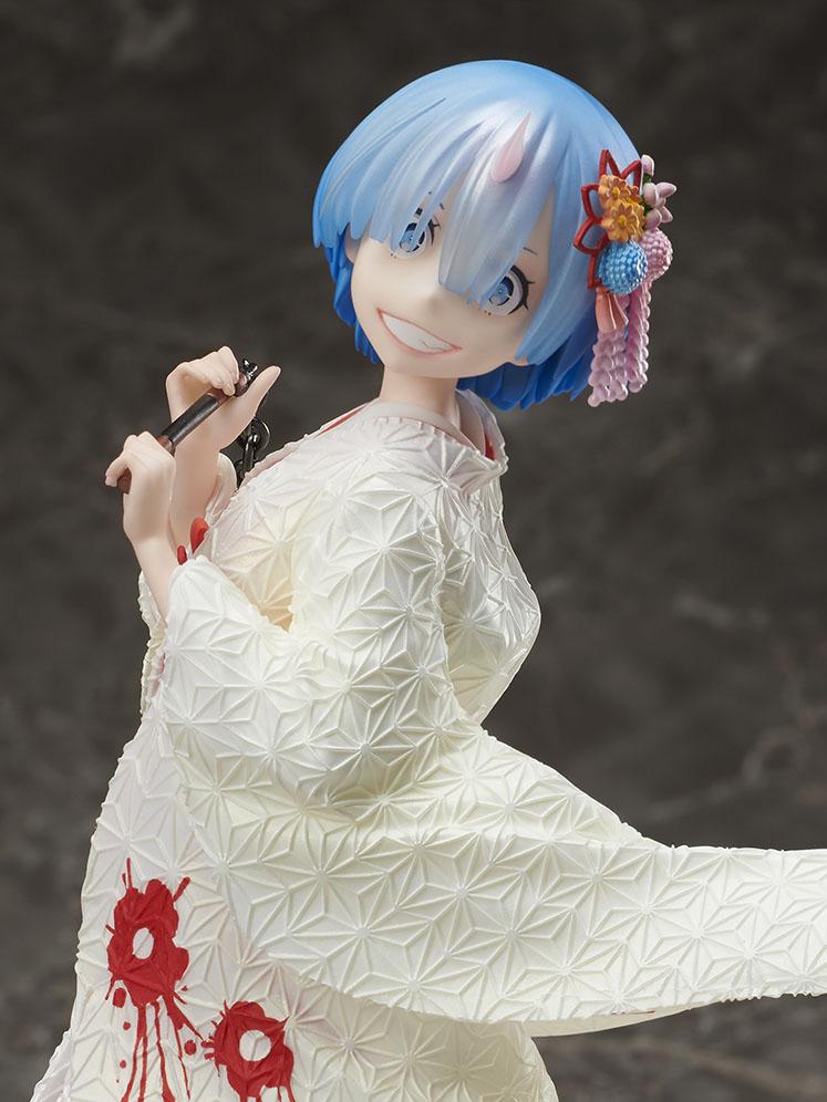 鬼化雷姆的新娘服模型推出! Fnx13811