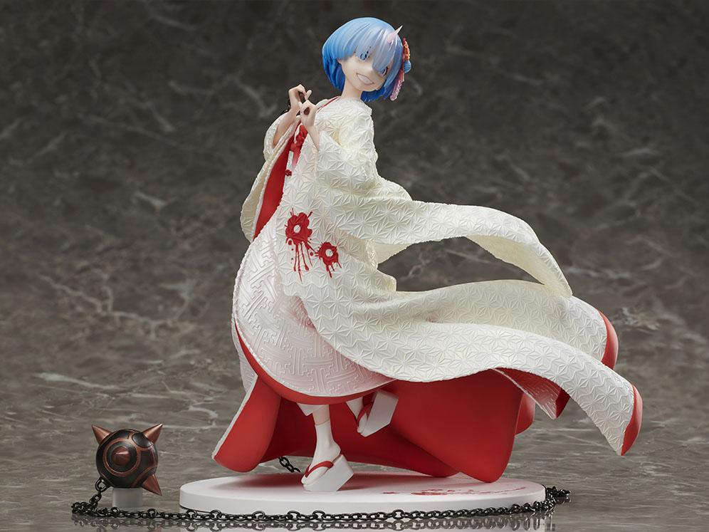 鬼化雷姆的新娘服模型推出! Fnx13812