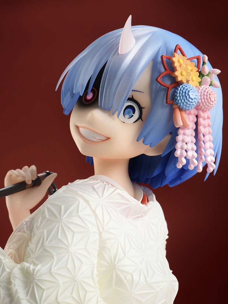 鬼化雷姆的新娘服模型推出! Fnx13814