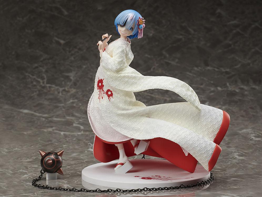 鬼化雷姆的新娘服模型推出! Fnx13815