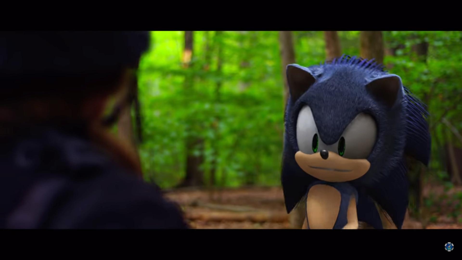 我的《音速小子》真人電影怎麼跟大家的不一樣? Sonic10