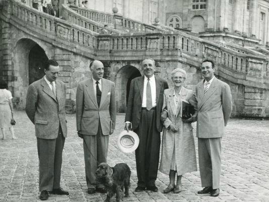 Le Conservatoire Américain de Fontainebleau 1953_d10