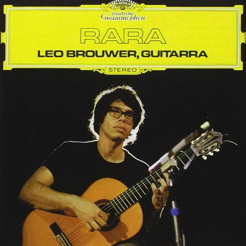 Léo Brouwer Rara_110