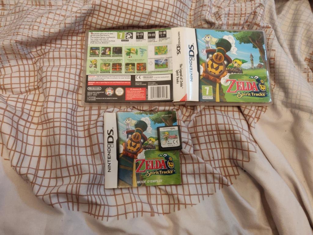 [VDS] Zelda Spirit Tracks sur NDS Img_2090