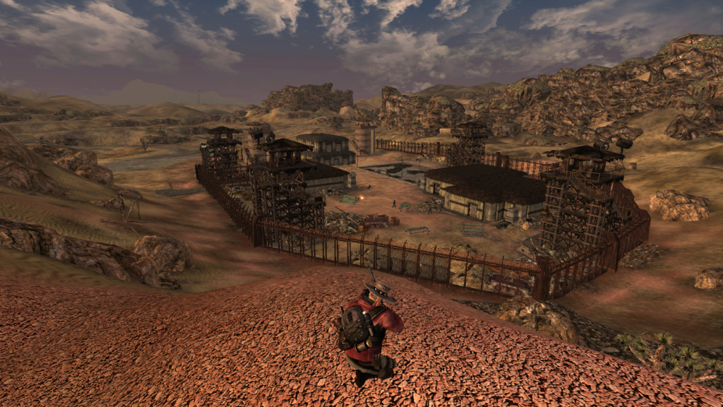 New Vegas Community Playthrough 2020 - Page 3 Scree482