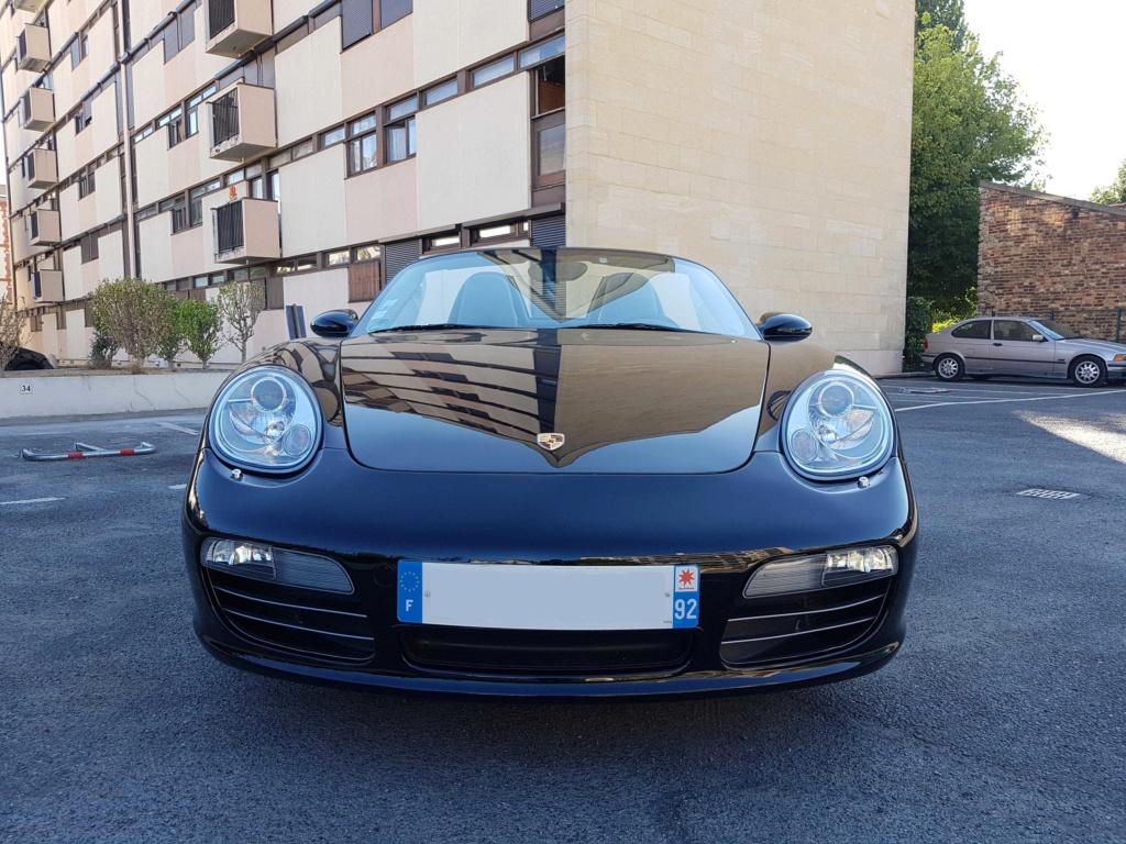 Porsche Boxster S 987 20180814