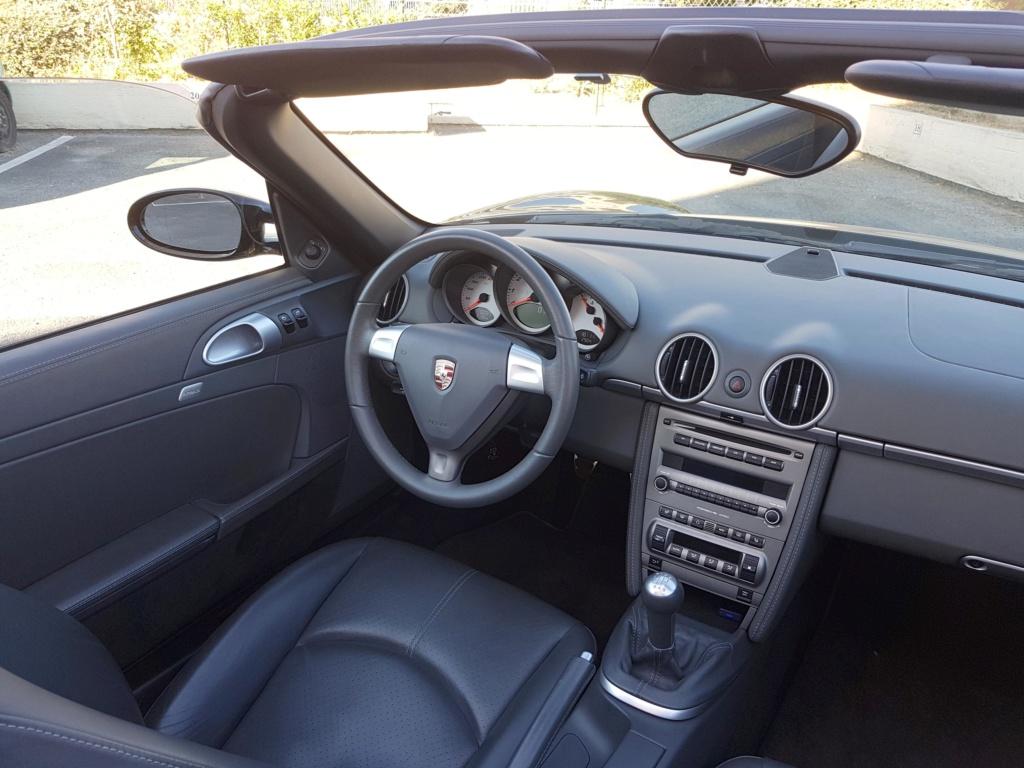 Porsche Boxster S 987 20180817