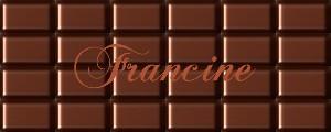 """N° 64 PFS collage spécial - assembler le collage """" Le chocolat """" 64b10"""