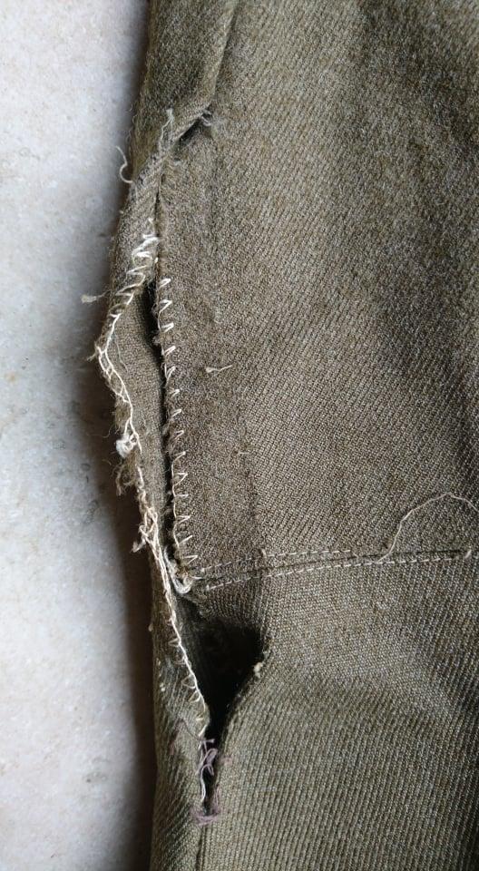 Pantalon golf 38 -ALPINS-AOUT2 vendu 40301210