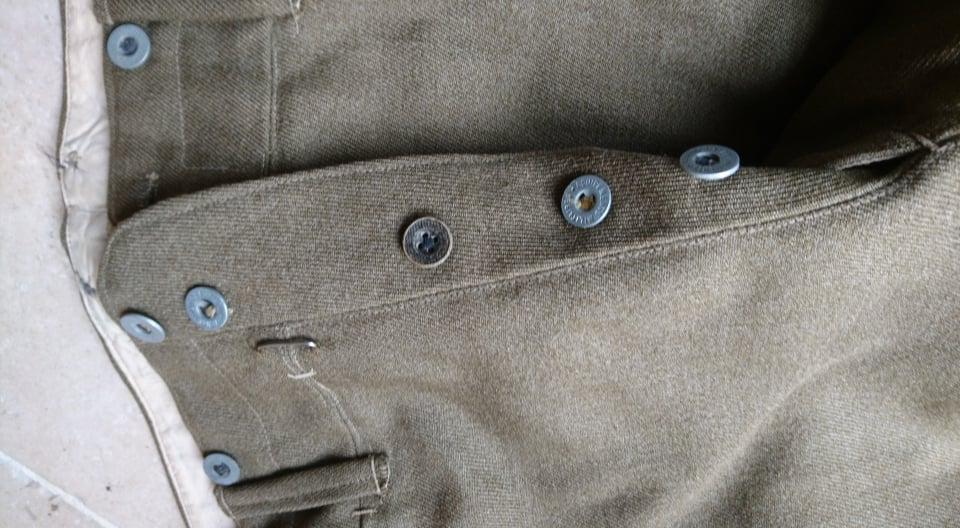 Pantalon golf 38 -ALPINS-AOUT2 vendu 40309710
