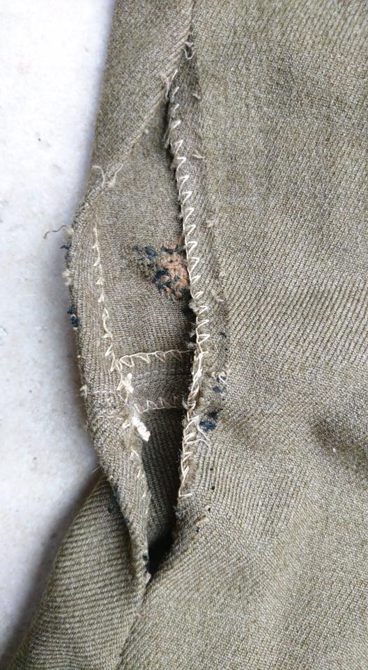Pantalon golf 38 -ALPINS-AOUT2 vendu 40392810