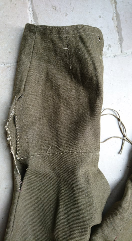 Pantalon golf 38 -ALPINS-AOUT2 vendu 40402710