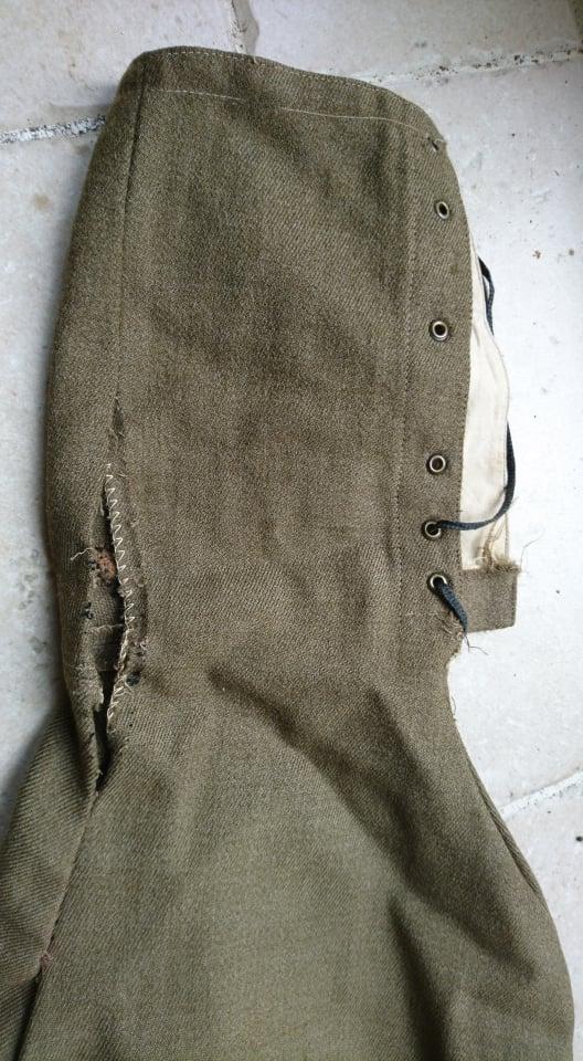 Pantalon golf 38 -ALPINS-AOUT2 vendu 40446710