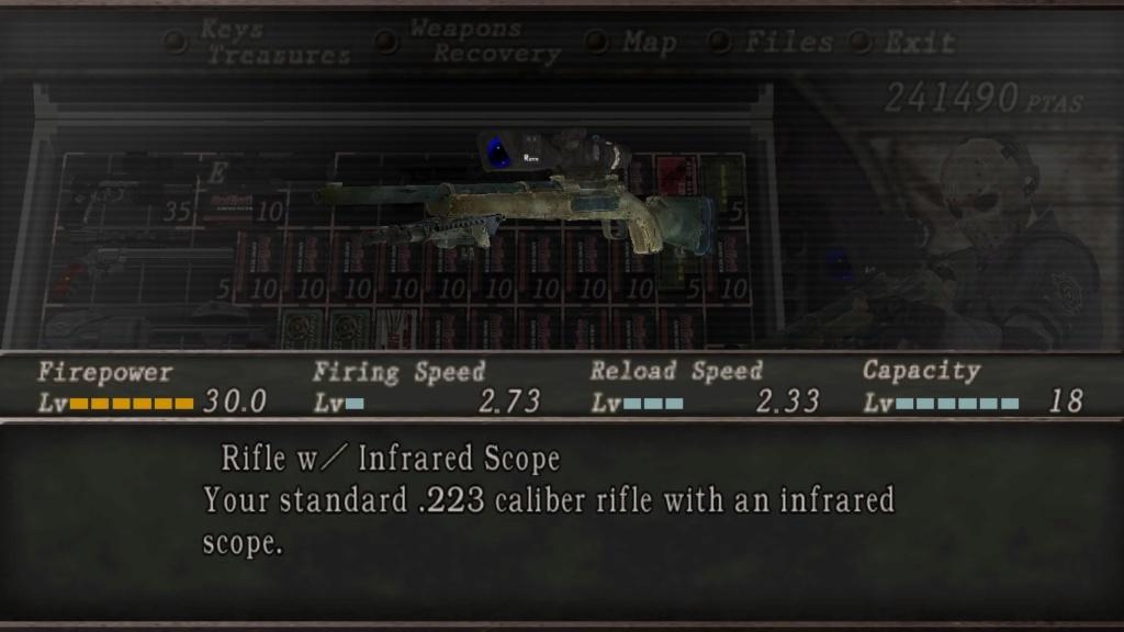 rifle m24 por rifle de cerrojo 410