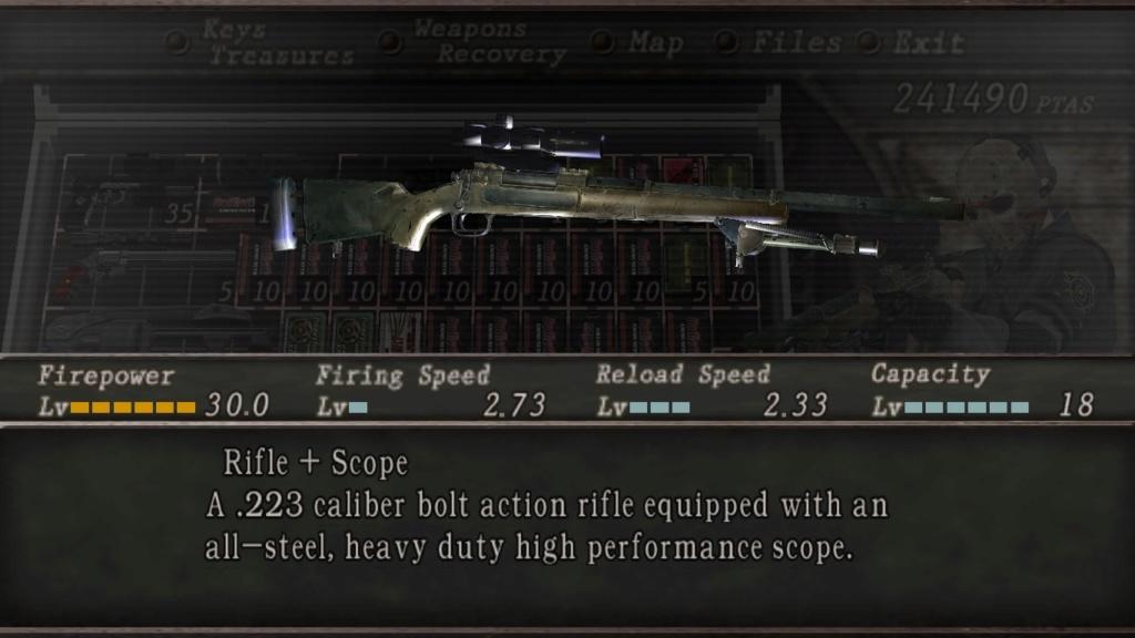 rifle m24 por rifle de cerrojo 510