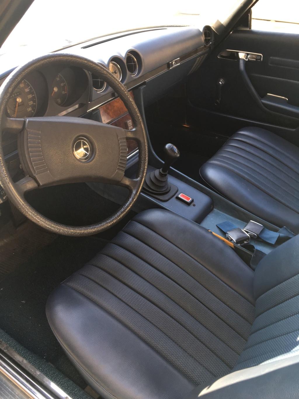 Vends ma 350 sl R107 1973 E16ac310