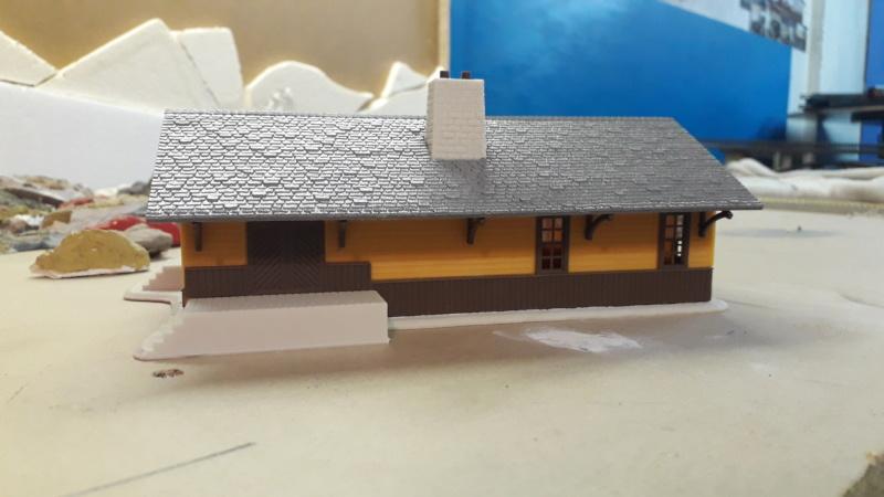 Mes maquettes et compagnie...... par BB15030. Gare312