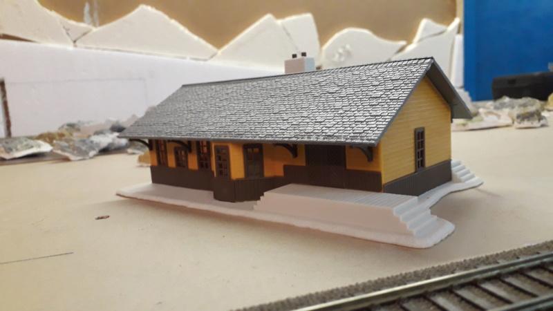 Mes maquettes et compagnie...... par BB15030. Gare412