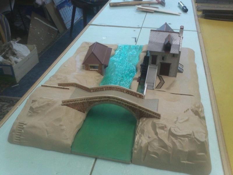 Mes maquettes et compagnie...... par BB15030. Moulin21